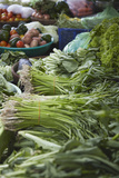 Vegetables at Market  Phnom Penh  Cambodia  Indochina  Southeast Asia  Asia