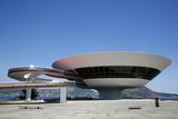 Museu do Arte Contemporanea (Museum of Contemporary Art)  Niteroi  Rio de Janeiro  Brazil