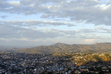 Overview from the Upper Town  Fianarantsoa  Madagascar  Africa