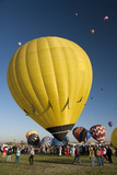 The 2012 Balloon Fiesta  Albuquerque  New Mexico  United States of America  North America