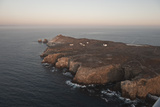 Aerial Photo of Anacapa  Channel Islands National Park  California  United States of America