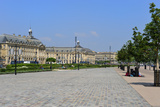 Quay Richelieu on the Waterfront  Bordeaux  UNESCO World Heritage Site  Gironde  Aquitaine  France