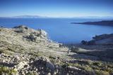 Isla del Sol (Island of the Sun)  Lake Titicaca  Bolivia  South America