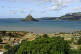 Le Pain de Sucre  Bay of Antsiranana (Diego Suarez) Diana Region  Madagascar  Indian Ocean  Africa