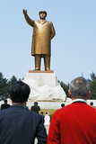 Statue of Kim Il Sung  Hamhung  Democratic People's Republic of Korea (DPRK)  North Korea  Asia
