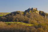 Carreg Cennen Castle  Brecon Beacons National Park  Wales  United Kingdom  Europe