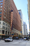 Theatre District  the Loop  Chicago  Illinois  United States of America  North America