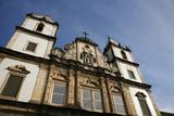 Igreja de Sao Francisco Church  UNESCO Site  Salvador (Salvador de Bahia)  Bahia  Brazil