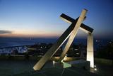 Largo da Cruz Quebrada (Fallen Cross)  Pelourinho  Salvador (Salvador de Bahia)  Bahia  Brazil