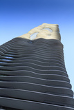 The Unusual Aqua Tower Designed by Jeanne Gang  Chicago  Illinois  United States of America