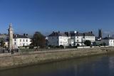 River Taw  Barnstaple  North Devon  England  United Kingdom  Europe