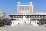 Mansudae Arts Theatre  Pyongyang  Democratic People's Republic of Korea (DPRK)  N Korea