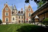 Leonardo da Vinci's House and Museum  Clos Luce  Amboise  Indre-Et-Loire  Loire Valley  France