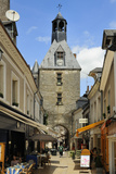 Old Town Gate  Amboise  UNESCO World Heritage Site  Indre-Et-Loire  Centre  France  Europe