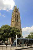 Tour Pey-Berland  a 16th Century Bell Tower  Bordeaux  UNESCO Site  Gironde  Aquitaine  France