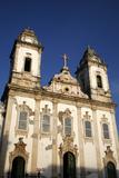 Igreja da Ordem Terceira do Carmo Church in Pelourinho  UNESCO Site  Salvador  Bahia  Brazil