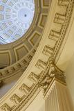 State Capitol Rotunda  Denver  Colorado  United States of America  North America