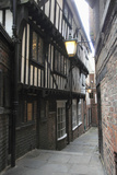 Lady Peckett's Yard  York  Yorkshire  England  United Kingdom  Europe