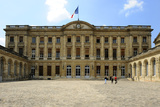 Hotel de Ville (Town Hall)  Bordeaux  UNESCO World Heritage Site  Gironde  Aquitaine  France