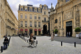 Notre Dame Church (Eglise Notre Dame)  Bordeaux  UNESCO Site  Gironde  Aquitaine  France