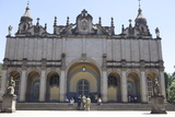 Trinity Cathedral (Church of the Holy Trinity)  Addis Ababa  Ethiopia  Africa