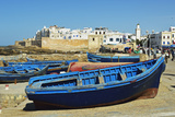 View of Essaouira  Atlantic Coast  Morocco  North Africa  Africa