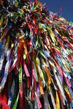 Lucky Ribbons Tied at Igreja Nosso Senhor do Bonfim Church  Salvador (Salvador de Bahia)  Brazil