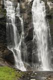 Skjervefossen Waterfall  Near Voss  Hordaland  Norway  Scandinavia  Europe