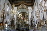 Interior of Igreja Nosso Senhor do Bonfim Church  Salvador (Salvador de Bahia)  Bahia  Brazil