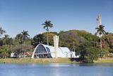 Church of St Francis of Assisi  Pampulha Lake  Pampulha  Belo Horizonte  Minas Gerais  Brazil