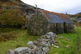 Ruined Croft  Ardmair  Ullapool  Highlands  Scotland  United Kingdom  Europe