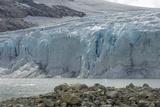 Austdalsbreen Glacier  Styggevatnet Lake  Jostedalsbreen Icecap  Sogn Og Fjordane  Norway
