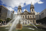 Our Lady of Candelaria Church  Centro  Rio de Janeiro  Brazil  South America