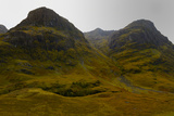 Glencoe  Highlands  Scotland  United Kingdom  Europe