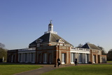 The Serpentine Gallery  Kensington Gardens  London  England  United Kingdom  Europe