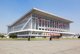 Indoor Sports Stadium  Pyongyang  Democratic People's Republic of Korea (DPRK)  North Korea  Asia