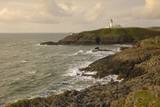 Killantringall Lighthouse  Near Portpatrick  Rhins of Galloway  Dumfries and Galloway  Scotland  UK