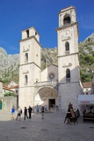 St Nicholas Serbian Orthodox Church  Old Town  Kotor  UNESCO World Heritage Site  Montenegro