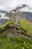 Homlongsaetra Mountain Farm  Geirangerfjorden Near Geiranger  UNESCO Site  More Og Romsdal  Norway