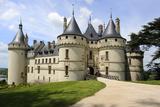 Chateau de Chaumont  Chaumont Sur Loire  Loir-Et-Cher  Loire Valley  Centre  France  Europe