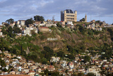 Queen's Palace  Rova of Antananarivo Upper City  Antananarivo City  Tananarive  Madagascar  Africa