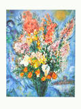 Vase of Flowers - Le Bouquet   1958