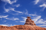 Mexican Hat Rock  Mexican Hat  Utah  United States of America  North America