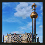 District Heating Plant Spittelau   Vienna