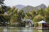 Banyan Lake  Guilin  Guangxi  China  Asia