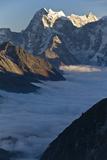 Kantega  6685 Metres  Dudh Kosi Valley  Solu Khumbu (Everest) Region  Nepal  Himalayas  Asia