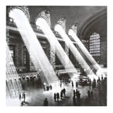 Grand Central Station   New York   1934