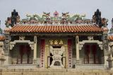 Pak Tai Temple  Cheung Chau Island  Hong Kong  China  Asia