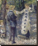 The Swing  1876