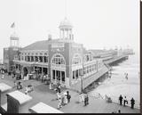 Atlantic City Steel Pier  1910s